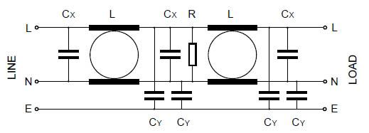Single Phase MHU 25-52 Circuit